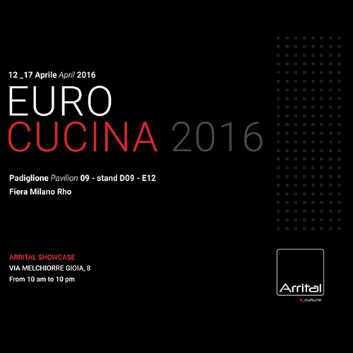 Eurocucina 2016 - Massimo Prosodcimo