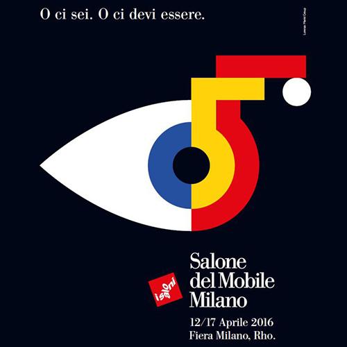 Salone del Mobile Milano 2016 Massimo Prosdocimo